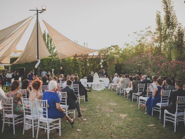 La boda de Antonio y Rocio en Otura, Granada 43