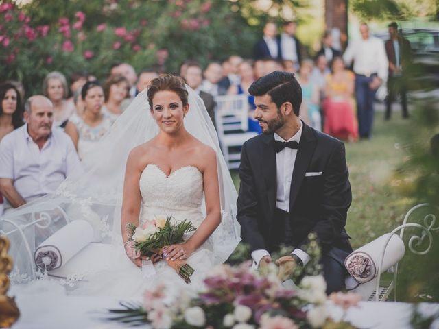 La boda de Antonio y Rocio en Otura, Granada 44