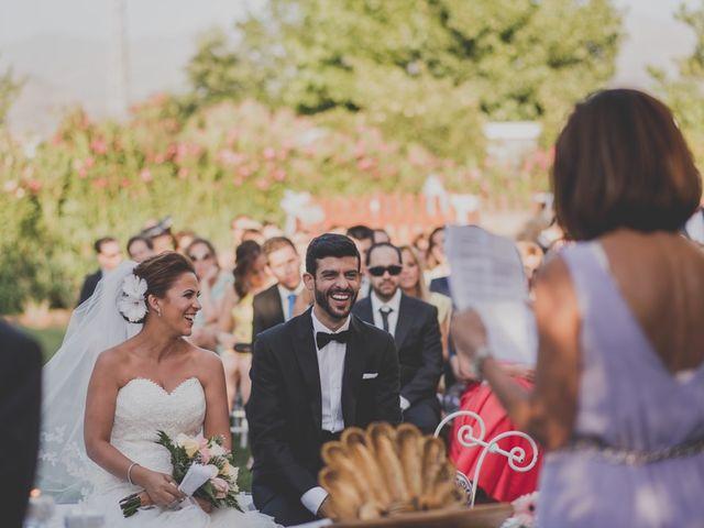 La boda de Antonio y Rocio en Otura, Granada 49