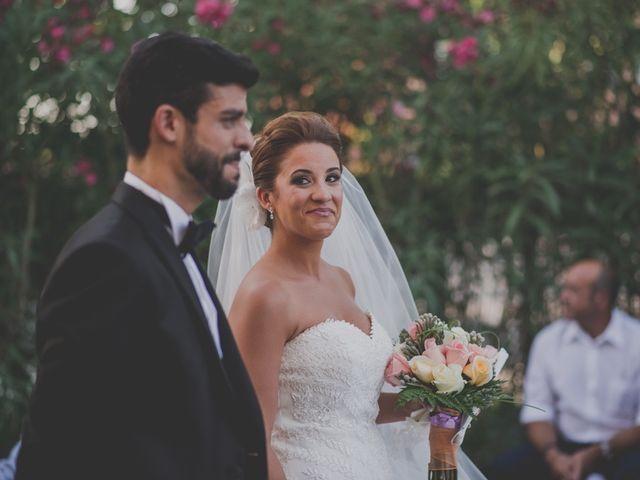 La boda de Antonio y Rocio en Otura, Granada 50