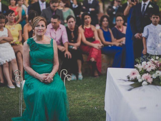 La boda de Antonio y Rocio en Otura, Granada 52