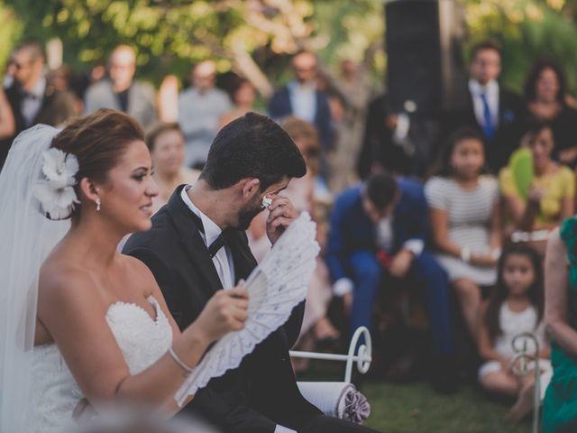 La boda de Antonio y Rocio en Otura, Granada 54
