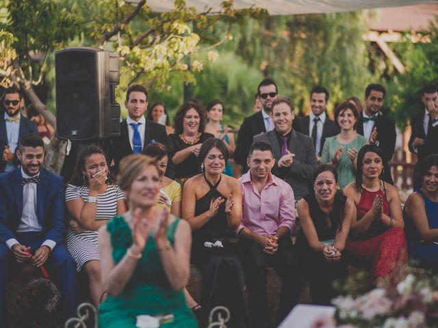 La boda de Antonio y Rocio en Otura, Granada 55