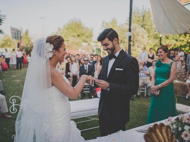 La boda de Antonio y Rocio en Otura, Granada 57