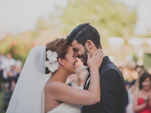 La boda de Antonio y Rocio en Otura, Granada 58