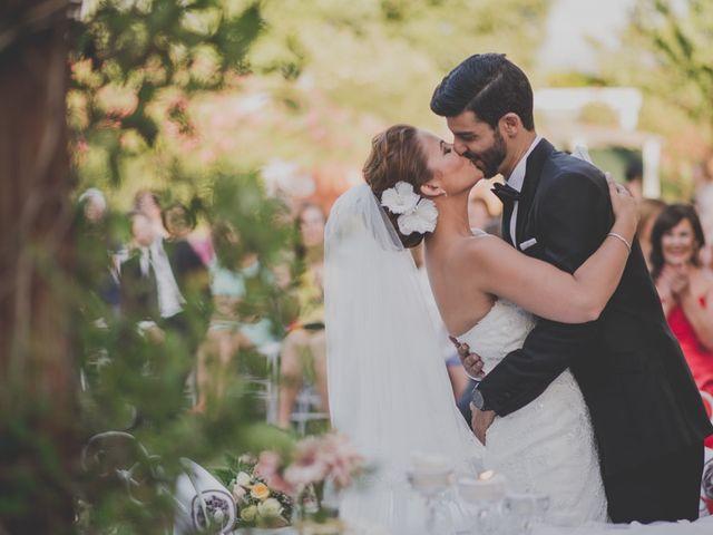 La boda de Antonio y Rocio en Otura, Granada 1