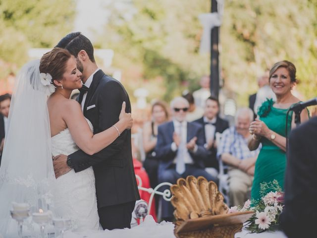La boda de Antonio y Rocio en Otura, Granada 59