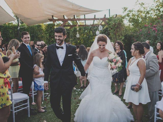 La boda de Antonio y Rocio en Otura, Granada 60