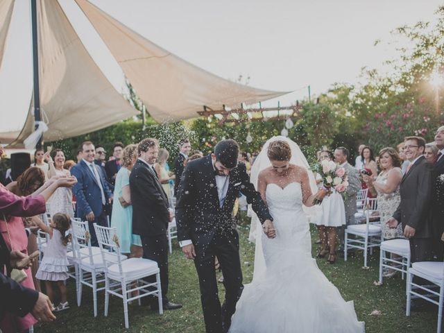 La boda de Antonio y Rocio en Otura, Granada 61