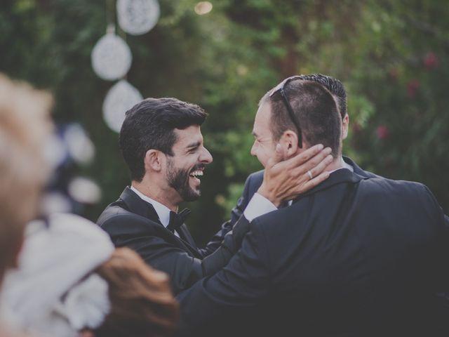 La boda de Antonio y Rocio en Otura, Granada 85