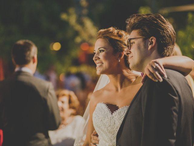 La boda de Antonio y Rocio en Otura, Granada 91