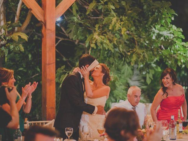 La boda de Antonio y Rocio en Otura, Granada 96