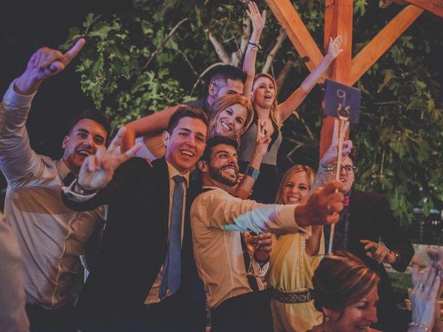 La boda de Antonio y Rocio en Otura, Granada 99