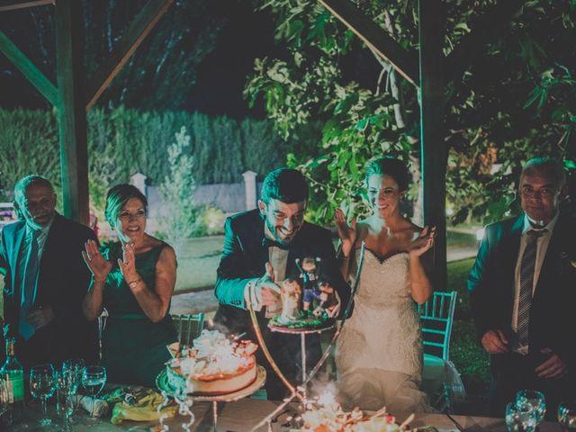 La boda de Antonio y Rocio en Otura, Granada 106