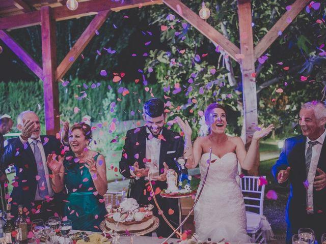 La boda de Antonio y Rocio en Otura, Granada 107