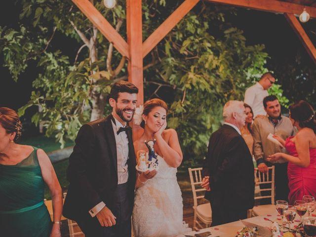 La boda de Antonio y Rocio en Otura, Granada 108