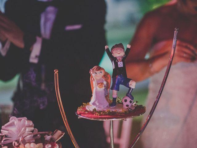 La boda de Antonio y Rocio en Otura, Granada 109