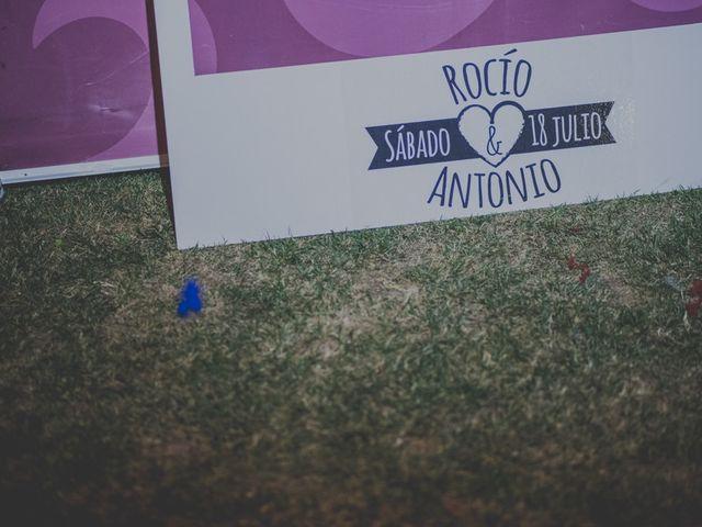 La boda de Antonio y Rocio en Otura, Granada 134