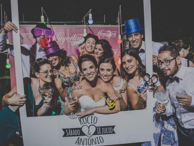La boda de Antonio y Rocio en Otura, Granada 137