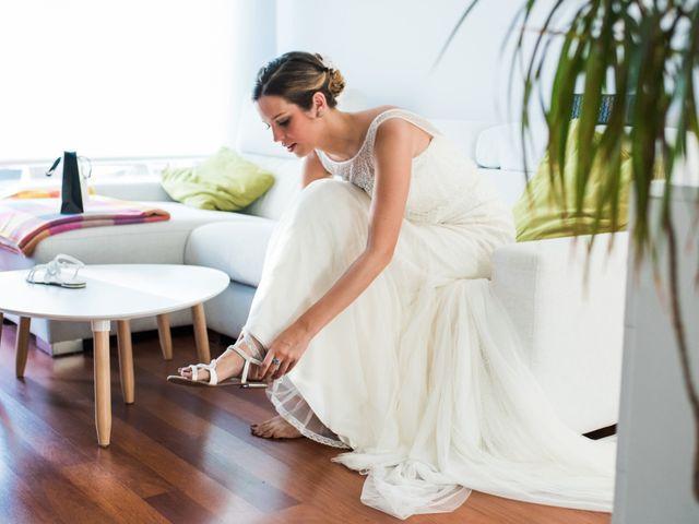 La boda de Oscar y Maite en Bilbao, Vizcaya 12