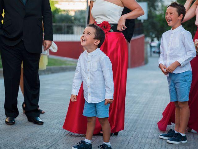 La boda de Oscar y Maite en Bilbao, Vizcaya 22