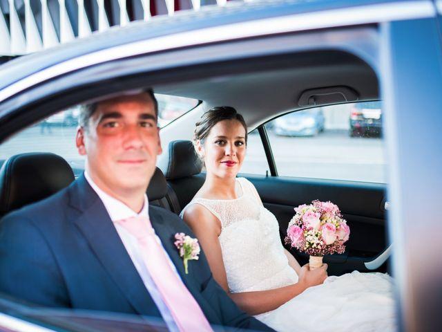 La boda de Oscar y Maite en Bilbao, Vizcaya 24