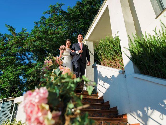 La boda de Oscar y Maite en Bilbao, Vizcaya 25