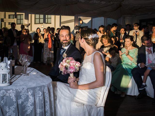 La boda de Oscar y Maite en Bilbao, Vizcaya 31