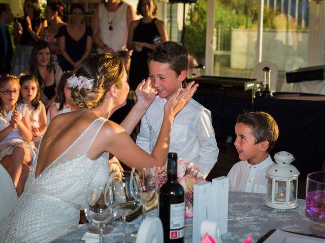 La boda de Oscar y Maite en Bilbao, Vizcaya 32
