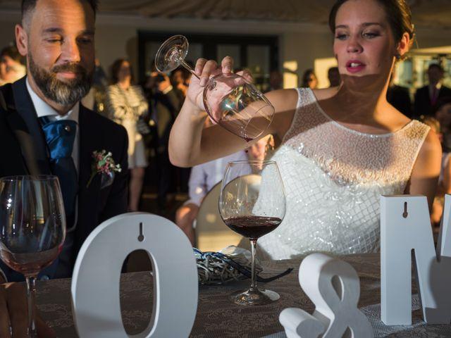 La boda de Oscar y Maite en Bilbao, Vizcaya 34