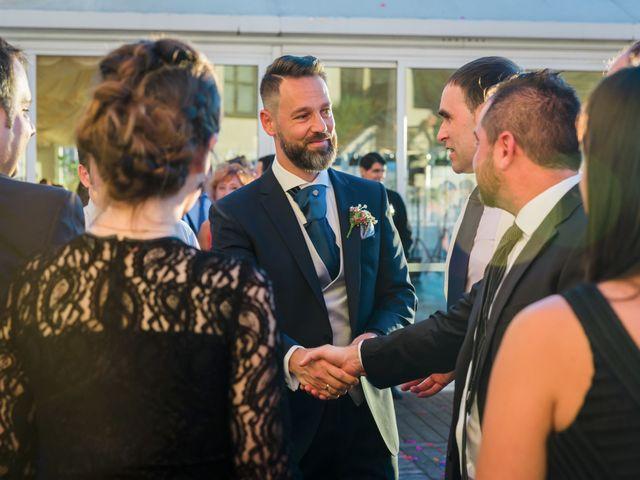 La boda de Oscar y Maite en Bilbao, Vizcaya 39