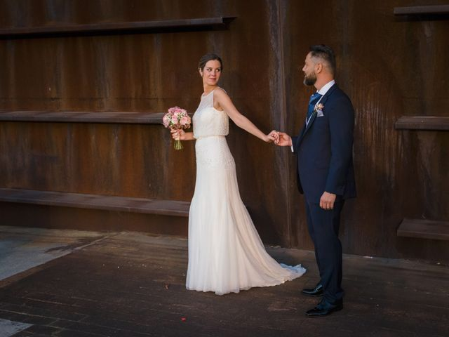 La boda de Maite y Oscar
