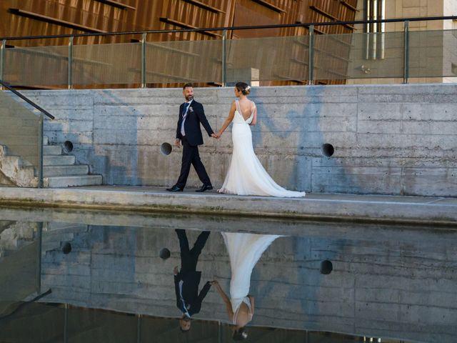 La boda de Oscar y Maite en Bilbao, Vizcaya 45