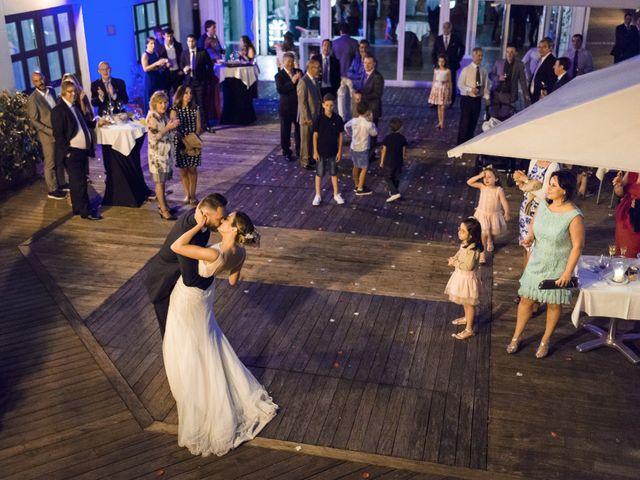 La boda de Oscar y Maite en Bilbao, Vizcaya 49