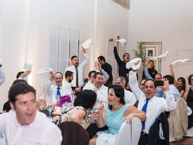 La boda de Oscar y Maite en Bilbao, Vizcaya 54