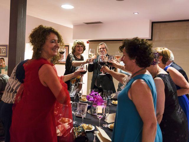 La boda de Oscar y Maite en Bilbao, Vizcaya 55
