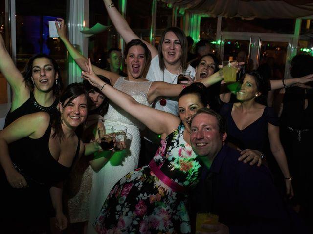 La boda de Oscar y Maite en Bilbao, Vizcaya 65