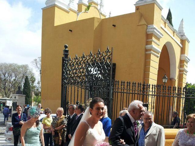 La boda de Mercedes y Toni en Sevilla, Sevilla 6
