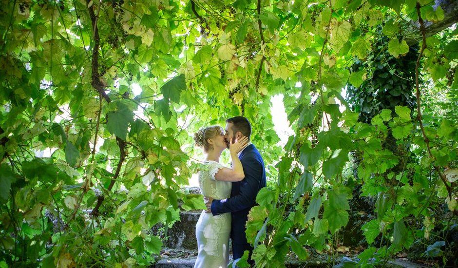 La boda de Antón y Kelsi en Ferrol, A Coruña