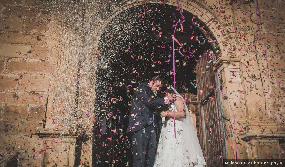 La boda de Eduardo y Vanesa en Caspe, Zaragoza
