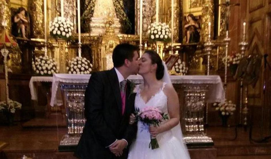 La boda de Mercedes y Toni en Sevilla, Sevilla