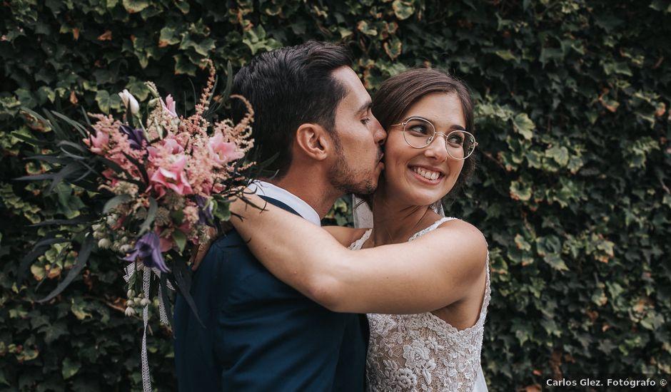 La boda de Adrían y Silvia en Arucas, Las Palmas