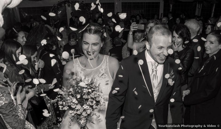 La boda de Oscar y Clara en Madrid, Madrid