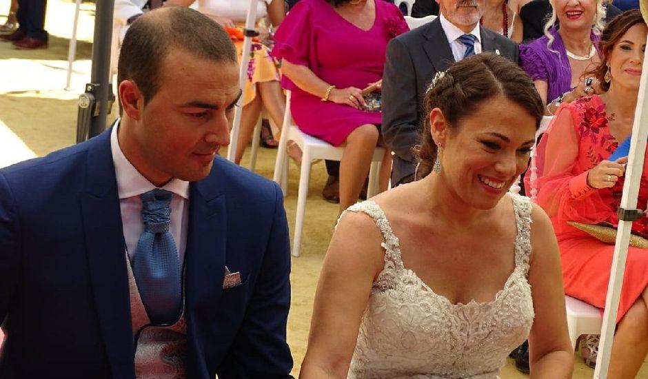 La boda de Manuel y Irene en Alcala De Guadaira, Sevilla