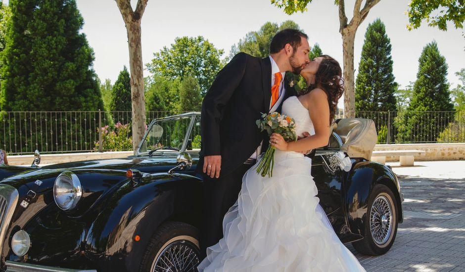 La boda de José y Elena en Aranda De Duero, Burgos