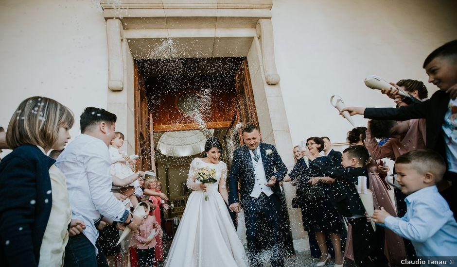 La boda de Mirela y Cristi
