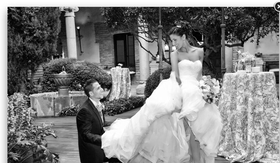 La boda de Víctor y Iris  en Batres, Madrid