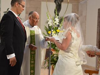 La boda de Maria Margarita y Angel Jesus 2
