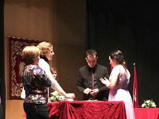 La boda de Mer y Dani 1