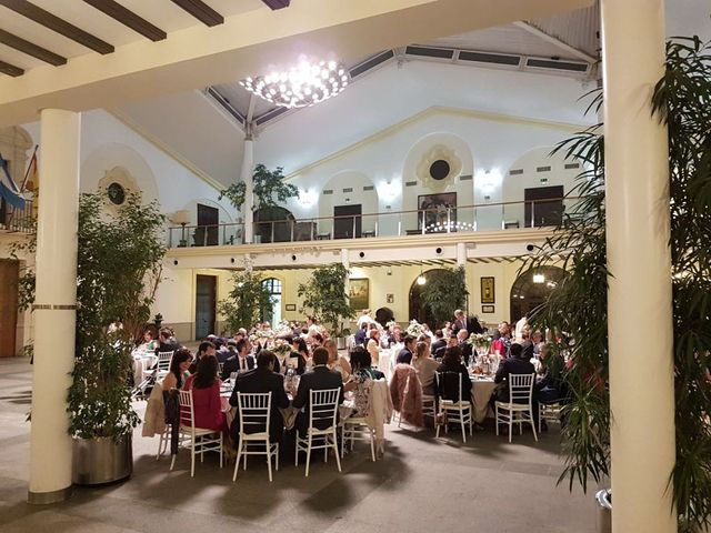 La boda de Luis y M. Mar en Jerez De La Frontera, Cádiz 1